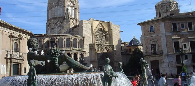 La festividad de la Virgen de los Desamparados tampoco tendrá toldo este año