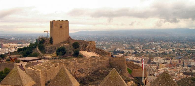 El centro de Lorca contará con toldos para combatir el calor